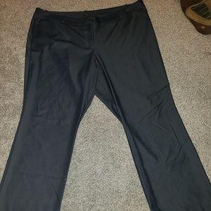 Women's Worthington Jean Colored Pants - Size 24W